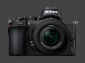 Novinka Nikon MIRRORLESS Z 50