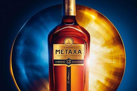 Metaxa – klenot ze slunného Řecka