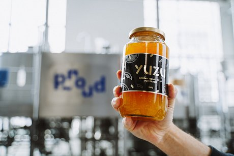 Yuzu Pale Ale - Pivovar Proud vítá jaro svěží novinkou