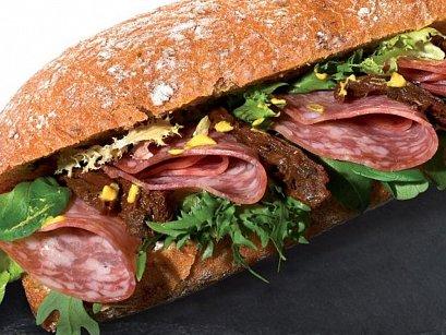 OMV představuje sendviče od Ridiho