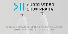 Audio Video Show 2016 - pozvánka