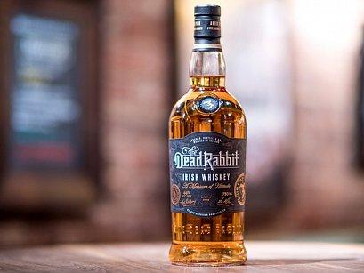 Velikonoce s irskou whiskey The Dead Rabbit