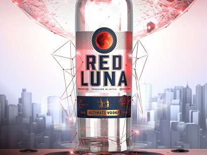 Vodka Red Luna