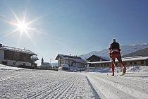 Na běžky do Jižního Tyrolska